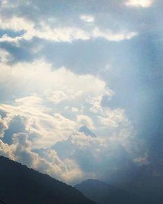 #monviso #piemonte #montagna #italia #mountains #mountian #italy Mountain S, Clouds, Outdoor, Instagram, Italia, Outdoors, Outdoor Living, Garden, Cloud