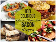 Bacon paleo x100