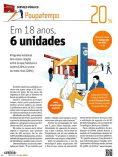 O #Poupatempo foi eleito em pesquisa Datafolha o melhor serviço público de São Paulo.
