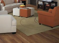 Laminate Americana Collt - SL204 - Tenn Hickory - Flooring by Shaw