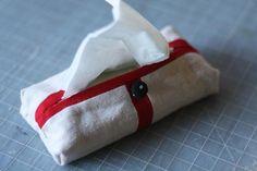 DIY  Tissue Holder  : DIY mini tissue holder