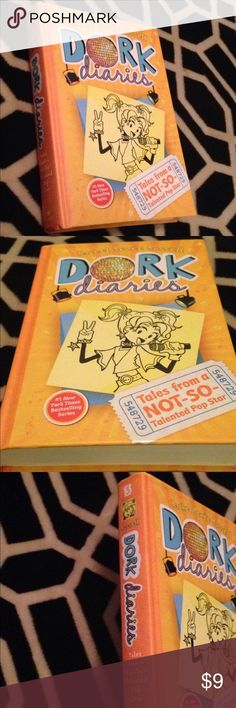 Dork Diarys Book #3 New-but no tags, Book #3  MORE BOOKS OUT SOON!!! Other