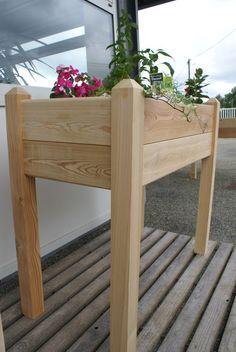 boite a fleurs rectangulaire code bmr 028 1465 a faire pinterest patios and decking. Black Bedroom Furniture Sets. Home Design Ideas
