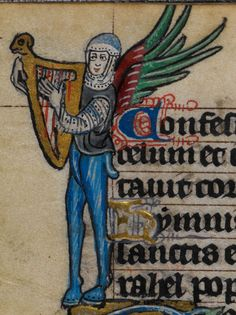 Stowe MS 17 1st quarter of the 14th century, Book of Hours, Use of Maastricht ('The Maastricht Hours') Folio 61v