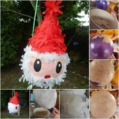 How to Make A Christmas Pinata