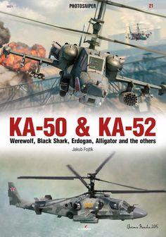 ArtStation - Kamov Ka-50 Black Shark - Kagero, Antonis Karidis