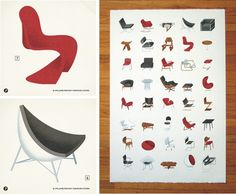 Image result for mid century modern graphic design elements