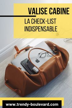 Valise cabine : la check-list indispensable - Mode Tutorial and Ideas Packing Tips For Travel, Travel Bag, Packing Hacks, Traveling Tips, Turkey Destinations, Student Travel, Kabine, Cheap Hotels, Japan Travel
