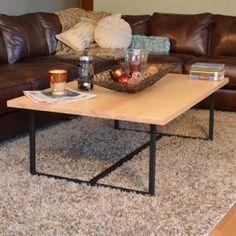 Shop By Brand :: Elan :: Élan Furniture PT1TFX-365418S Port Coffee Table - Bachelor Furniture: Bar Furniture, Dorm Furniture, Apartment Furniture