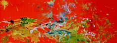 aelita andre art abstract expressionist painter prodigy | 2008