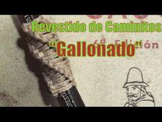 """Revestido de Caminitos """"Variación Gallonado"""" """"El Rincón del Soguero"""" - YouTube"""