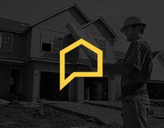 Real Estate Branding logo Centrepoint Homes Property Branding, Property Logo, Building Logo, Real Estate Logo Design, Real Estate Branding, Typography Logo, Logo Branding, Branding Design, Corporate Design