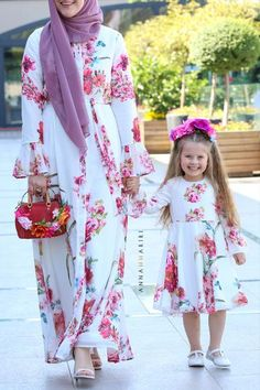 Nordstrom Dresses - Little Ontario dress Mommy Daughter Dresses, Mom And Daughter Matching, Mother Daughter Fashion, Mom Dress, Mother Daughters, Mom And Baby Outfits, Baby Girl Dresses, Baby Dress, Fall Fashion Trends