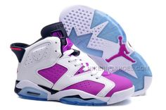 http://www.nikeriftshoes.com/air-jordan-6-retro-gs-whitevivid-pinkbright-grapeblack-womens-size.html Only$88.00 AIR #JORDAN 6 #RETRO GS WHITE/VIVID PINK-BRIGHT GRAPE-BLACK WOMENS SIZE #Free #Shipping!