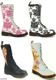 WANT THEM ALL Dr. Martens