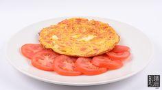 Garlic and Tomato Frittata Recipe