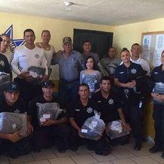 En días pasados el alcalde Sevastian Pineda Acedo, en seguimiento al apoyo que brinda su gobierno a la dirección de Seguridad Pública Municipal...
