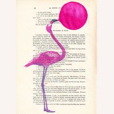 Coco de Paris: Flamingo with Bubble Gum