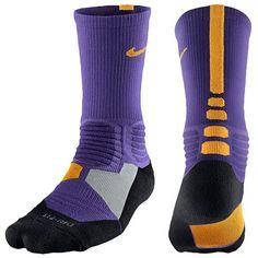 Nike Hyper Elite Basketball Crew Socks - Men's