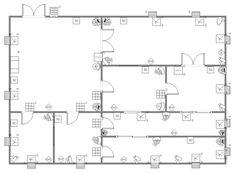 Canteen Design Layout フロアプラン Pinterest Layout、design
