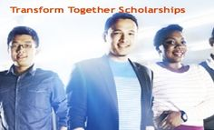 2015-2016 Transform Together Scholarships for International Students in UK , and applications are submitted till 1 November 2014. Sheffield Hallam University offers transform together scholarships for international students to commence their study in January 2015. - See more at: http://www.scholarshipsbar.com/2015-2016-transform-together-scholarships.html#sthash.sIbFSBTg.dpuf