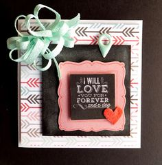 Cut and Paste Card by dt member Sarinda using Cut and Paste Adorbs Bundle by My Mind's Eye found at fotobella.com #mymindseye #scrapbooking #papercrafting