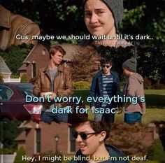 Favorite scene in the movie and the book. I need the book Movies Quotes, Funny Movies, Film Quotes, Good Movies, Funny Movie Scenes, Greatest Movies, It's Funny, Book Quotes, Fault In The Stars