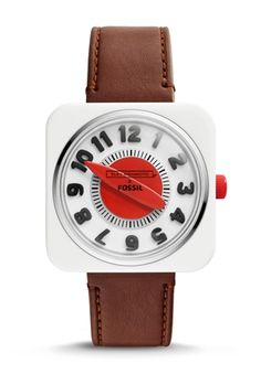 Feature.co helps people to find the perfect gift items for the people. We have listed Eley Kishimoto X Fossil Retro Watch in our site. It is a classic watch with the cheerful colors and looks. The design of the watch is originally inspired from the traditional kitchen gadget.