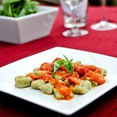 Vegan, Gluten-Free Gnocchi