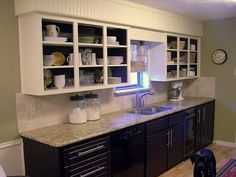 Five Interesting Kitchen Soffit Makeovers » Curbly | DIY Design Community