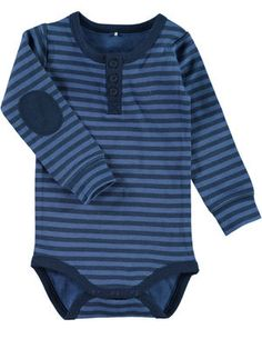 NEWBORN NITWISTI ULD BODY, Federal Blue