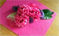 Resultado de imagen de cinturones de flores artificiales