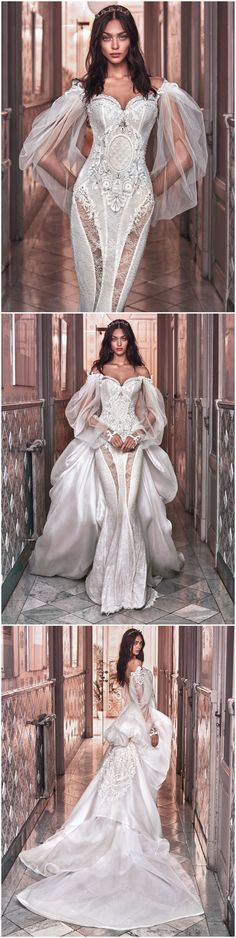 Wedding Dresses »    Galia Lahav Wedding Dresses 2018 Victorian Affinity Collection »   ❤️ More:     http://www.weddinginclude.com/2017/06/galia-lahav-wedding-dresses-2018-victorian-affinity-collection/