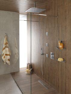 ¿Cómo hacer de la #ducha una experiencia única? Descúbrelo en el blog #baños…