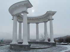 File:Біла альтанка, або Ротонда дружби народів.jpg - Wikimedia Commons