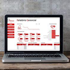 Planilha com Relatório gerencial de Vendas.  Tabelas dinâmicas que mostram a agenda do dia.  🔗 linktr.ee/tudocomexcel  #excel #planilha #tudocomexcel #MSEXCEL #office