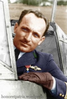 """Alexandru """"Alecu"""" Şerbănescu He flew mostly IAR-80 and Messerchmitt Bf-109 fighters and was a leading Romanian fighter pilot and flying ace in World War II. He was credited with 47 confirmed victories (and 8 probable) in aerial combat which, with eight unconfirmed,"""