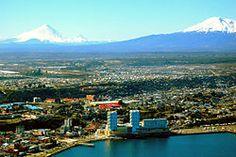 Puerto Montt, al sur de Chile/ South of Chile