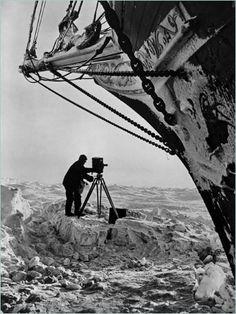 Frank Hurley. My Hero..    Australia Studies Centre: Frank Hurley: Australian Photographer
