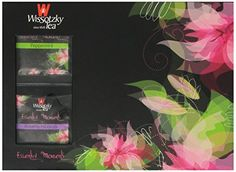 Wissotzky Tea Essential Moments Tea Chest Gift Box / 60 Assorted Teas: Unique Beautiful Gift not only for a Tea lover. This will surely impress anyone who receives it. Also looks great when included as part of a larger gift package. Tea Gifts, Gift Packaging, Teas, Gourmet Recipes, Peppermint, Larger, Essentials, In This Moment, Cook