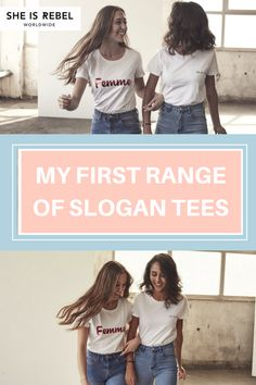 Translated as courage, beauty, passion, confidence and red. Crew neck Front slogan print Short sleeve Regular fit White Available in S/M/L Also available in Girls Do It Better slogan as seen in the couple pictures #sheisrebel #worldwide #onlineshopping #slogan #tshirt #spring #trending