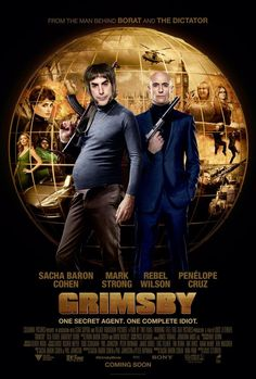 The Brothers Grimsby 2016 FRENCH HDRip  - Torrent a telecharger sur Cpasbien/Cestpasbien