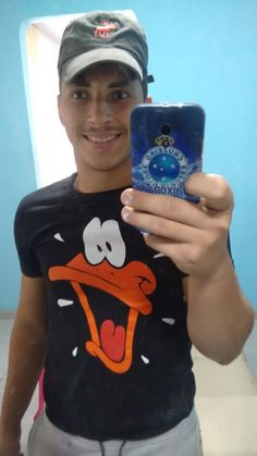 Olha aí o Talin! Camiseta do Patolino ;)