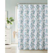 Brier Leaf Jaq Shower Curtain