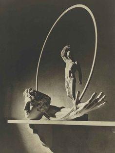"langoaurelian: ""Still Life"", Paris, 1939 ~ Horst P. Horst"