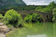 Γεφύρι Κατσογιάννη - View Image, Bridges, River, Stone, Bridge, Rocks, Rivers, 1st Birthdays, Batu