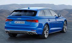 #Audi S5 Avant par Theophilus Chin - http://ift.tt/1HQJd81