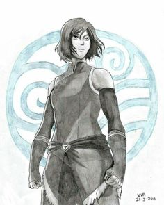 Am I the only one who feels Korra was as good as Aang? The Korra story needs some support to live on. Korra Avatar, Aang, Avatar The Last Airbender Art, Iroh, Korrasami, Zuko, Legend Of Korra, Anime Comics, Sword Art Online