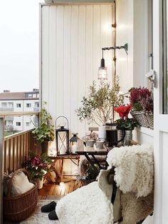 Archiparti Home Small Outdoor Balcony Ideas Interior Design