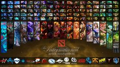 The International 5 Wallpaper, more: http://dota2walls.com/misc/the-international-5-wallpaper